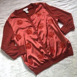 GORGEOUS Soft Surroundings Cardigan